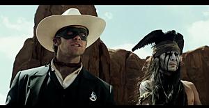 Lone Ranger 2013 Trailer - YouTube