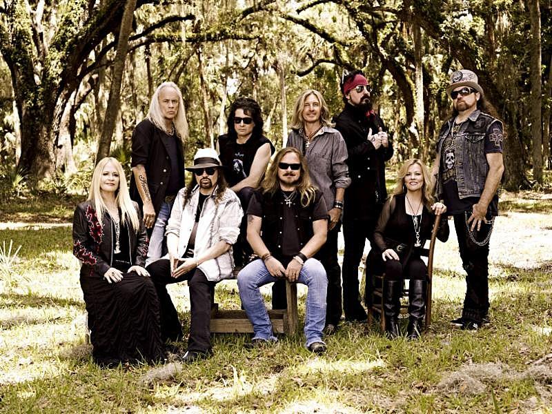 Lynyrd Skynyrd - Concert Saturday night at Magic Springs.